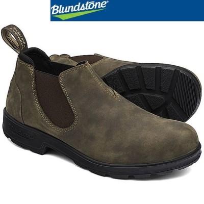 Blundstone(ブランドストーン) サイドゴアブーツ ワークブーツ ローカット BS2036267 ユニセックス