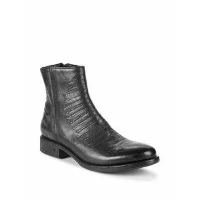 ジョンバルバトス メンズ シューズ ブーツ Simmons Leather Ankle Boots