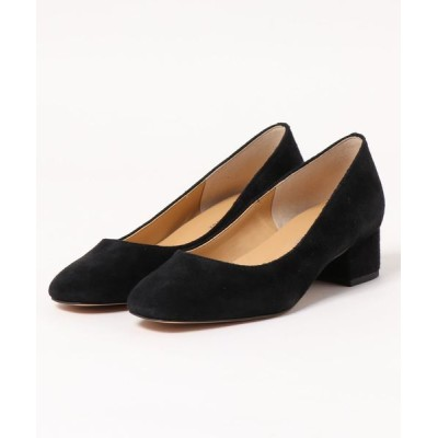 Xti Shoes / 【atelier brugge/アトリエブルージュ】 ソフトスクエアチャンキーヒールパンプス WOMEN シューズ > パンプス