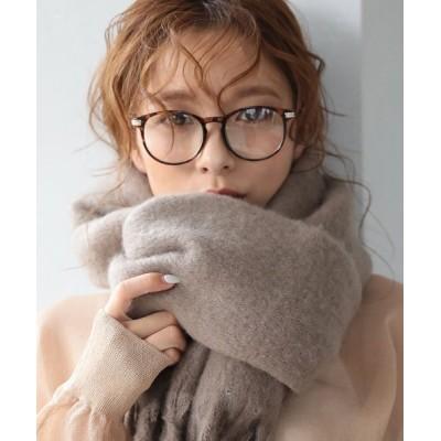 DONOBAN / UVカットクリアレンズメガネ WOMEN ファッション雑貨 > メガネ