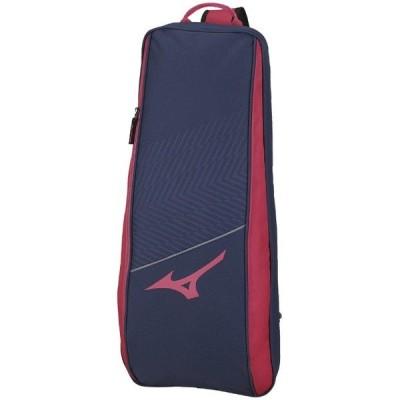 MIZUNO(ミズノ) ラケットバッグ(2本入れ) テニス&ソフトテニス イクイップメント  63JD000387