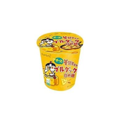 三養チーズブルダック炒め麺CUP(小)70g