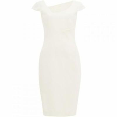 ダンセル Damsel in a Dress レディース ワンピース ワンピース・ドレス Clivedon Lace Trim Dress Ivory