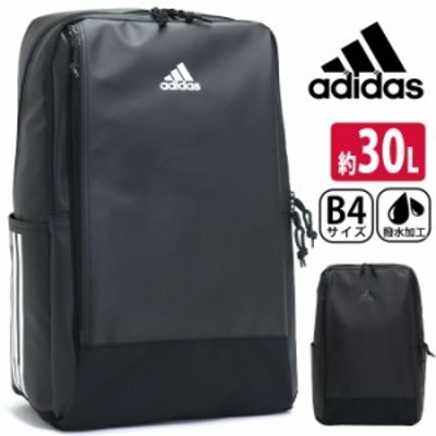 【SALE】 リュック 大容量 30L adidas アディダス リュックサック 2021 春夏 新作 バックパック スクエア デイパック バック ロゴ メンズ