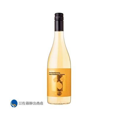 【敬老の日 ギフト】 白ワイン ビコーズ アイム シャルドネ フロム サザンフランス 750ml