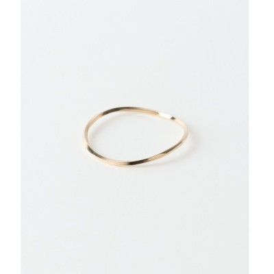 URBAN RESEARCH ROSSO / アーバンリサーチ ロッソ Favorible Curve ring