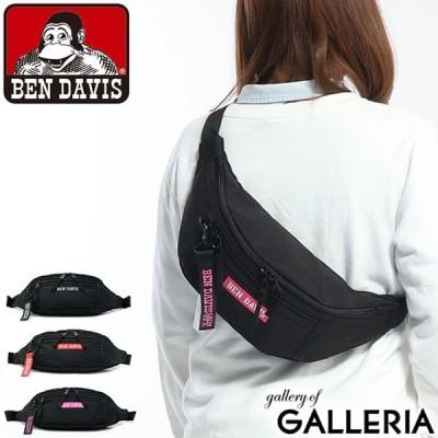 最大6%獲得 ベンデイビス ウエストバッグ BEN DAVIS ボディバッグ BOX WAIST BAG L 斜めがけ メンズ レディース BDW-9274
