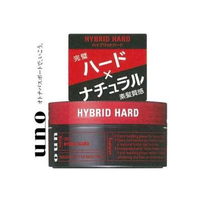 UNOウーノ ハイブリッドハード 80g / 資生堂 UNOウーノ