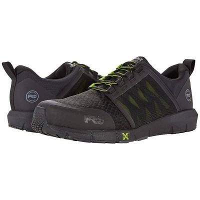 ティンバーランド Radius Composite Safety Toe メンズ スニーカー 靴 シューズ Black/Yellow