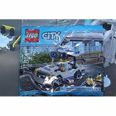 レゴ シティポリスカー 30352 ポリ袋