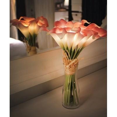 BIRTHDAY BAR / 【VIA K STUDIO】フラワー ブーケ LED ライト / チューリップ / ローズ / カラー WOMEN インテリア > 照明