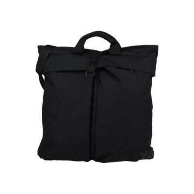 ワイスリー Y-3 ハンドバッグ ブラック ナイロン 100% ハンドバッグ