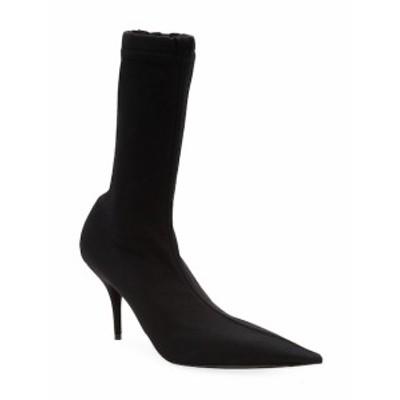バレンシアガ レディース シューズ パンプス Point-Toe Sock Boots