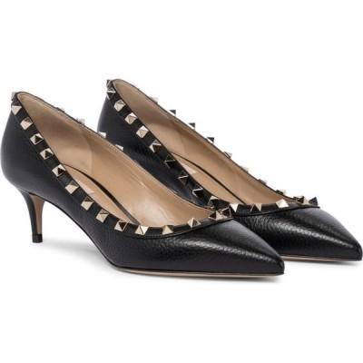 ヴァレンチノガラヴァーニ Valentino / Garavani レディース パンプス シューズ・靴 valentino garavani rockstud 50 leather pumps Nero