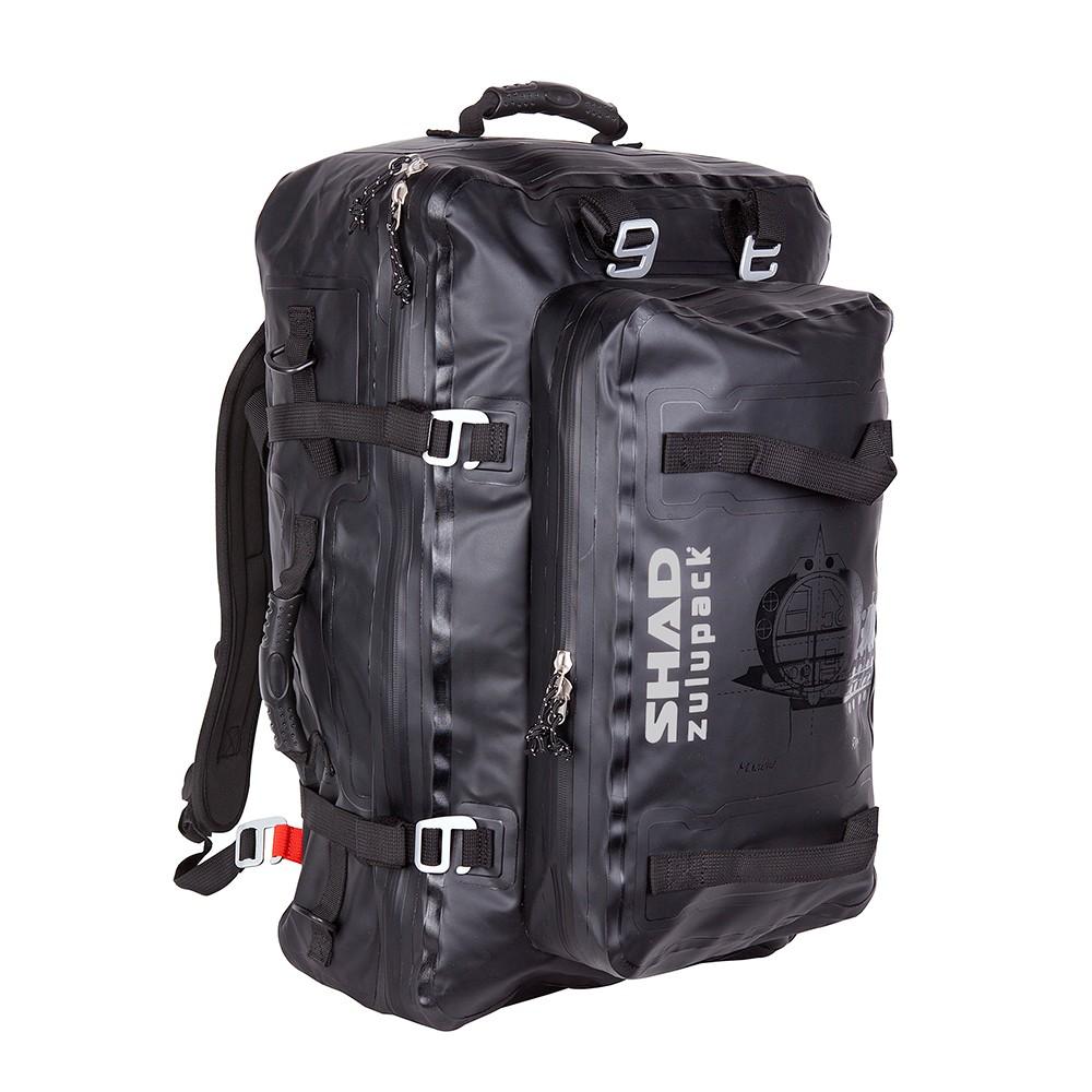 西班牙SHAD防水包 旅行包 背包 後座包 SW55 (約55L)台灣總代理 摩斯達有限公司