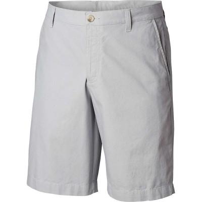 コロンビア Columbia メンズ ショートパンツ ボトムス・パンツ Bonehead II 10IN Short Cool Grey