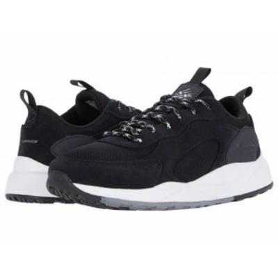 Columbia コロンビア メンズ 男性用 シューズ 靴 ブーツ ハイキング トレッキング Pivot(TM) Waterproof Black/White【送料無料】