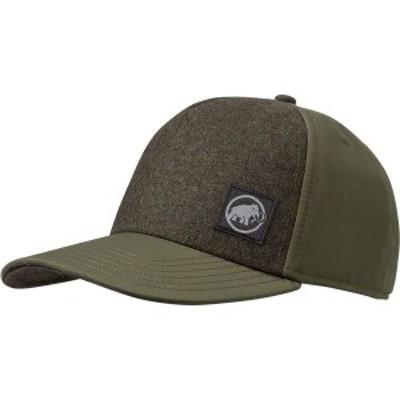 マムート メンズ 帽子 アクセサリー Alnasca Cap Iguana