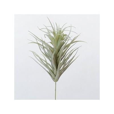 造花 アスカ ティランドシア フロストグリ−ン A-42688-051F 造花葉物、フェイクグリーン 多肉植物