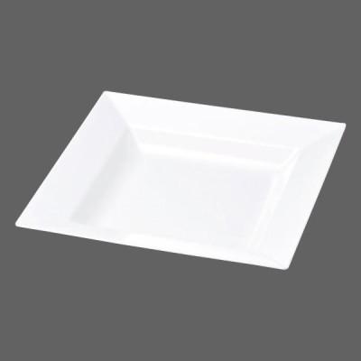 (業務用・正角皿)正角鉢 白  大 46cm(入数:5)