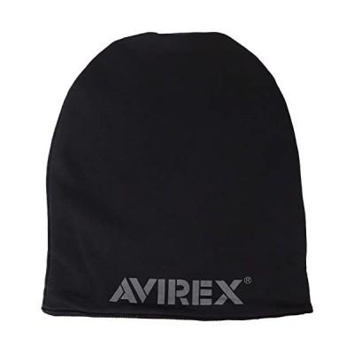 アビレックス-ニットキャップ-AVIREX-アヴィレックス-REVERSIBLE