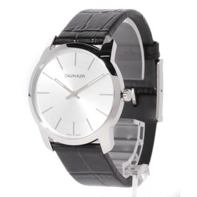 (Calvin Klein/カルバンクライン)【メンズ】●CALVIN KLEIN 腕時計 K2G221C6/メンズ ホワイト