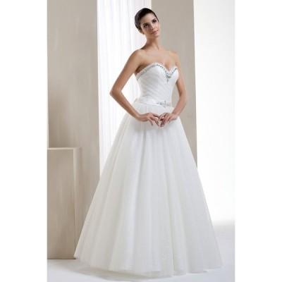 ウェディングドレス > ウェディングドレス ふんわりタイプ032015105