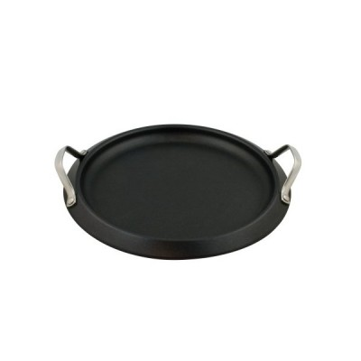 Swift Supreme Non Stick Pizza or Pancake Griddle, 34cm[並行輸入品]