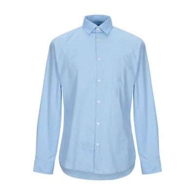 SELECTED HOMME シャツ スカイブルー 40 コットン 97% / ポリウレタン 3% シャツ