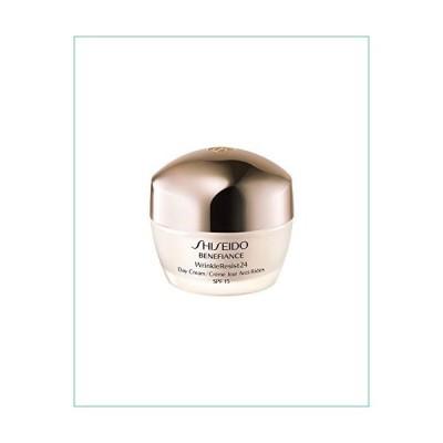 Shiseido SPF 18 Benefiance Wrinkle-Resist 24 Day Cream for Unisex, 1.8 Ounce[並行輸入品]