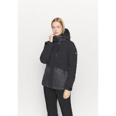 オニール ジャケット&ブルゾン レディース アウター CORAL JACKET - Snowboard jacket - dark grey