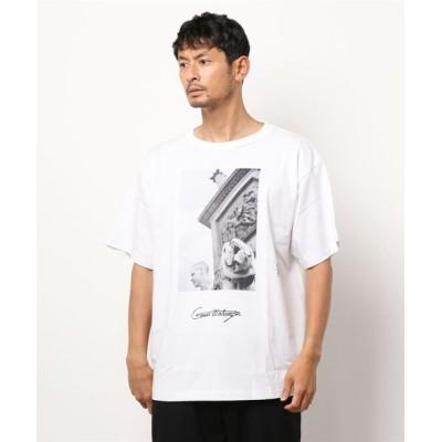 tシャツ Tシャツ F-LAGSTUF-F/フラグスタフ/フラッグスタッフ F-LAGSTUF-F×Gavin Watson SS TEE STYLE