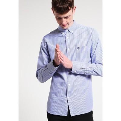 セレクテッドオム シャツ メンズ トップス NOOS - Shirt - dark blue