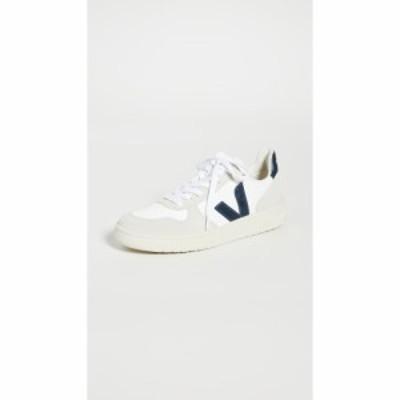 ヴェジャ Veja レディース スニーカー シューズ・靴 V-10 Sneakers White/Nautico
