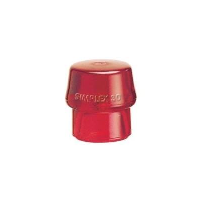 ロームヘルドハルダー HALDER シンプレックス用インサート プラスティック(赤) 頭径30mm 3206.03