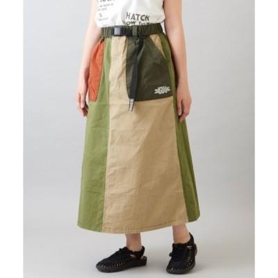 スカート ストレッチツイル クライマースカート