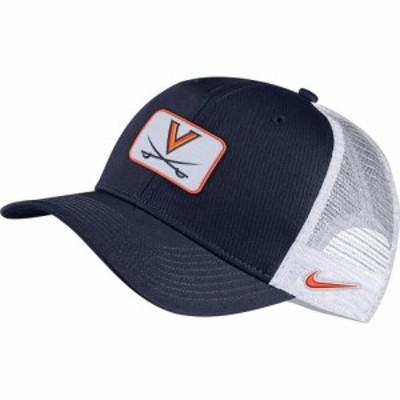 ナイキ Nike メンズ キャップ トラッカーハット 帽子 Virginia Cavaliers Blue Classic99 Trucker Hat