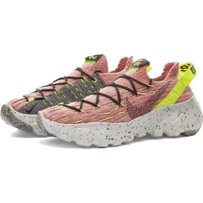 ナイキ Nike レディース スニーカー シューズ・靴 Space Hippie 04 W Venom/Black/Pink
