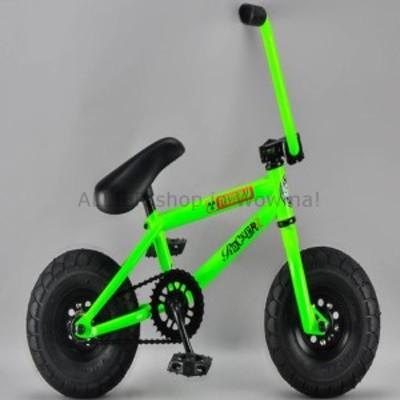 BMX * GENUINE ROCKER *  - 福島iROK + BMX RKRミニBMXバイクグロー  *GENUINE R