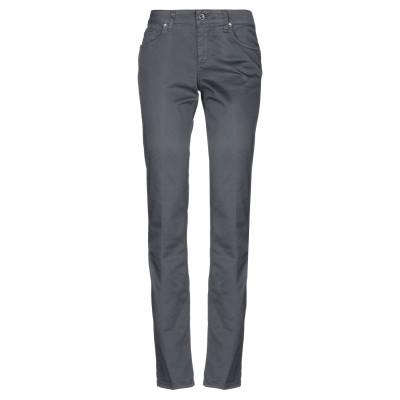 リュー ジョー LIU •JO パンツ グレー 26 97% コットン 3% ポリウレタン パンツ