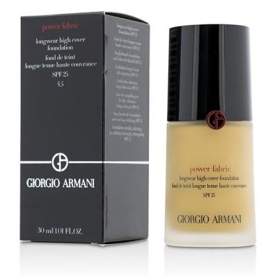 ジョルジオアルマーニ リキッドファンデーション Giorgio Armani パワー ファブリック ファンデーション SPF25 #4.5 (Light, Golden) 30ml
