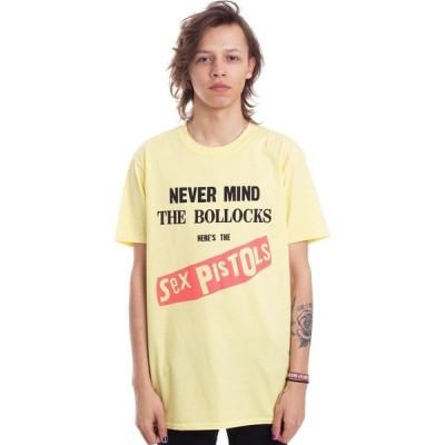 インペリコン Impericon メンズ Tシャツ トップス - NMTB Original Album Yellow - T-Shirt yellow