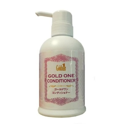 『ゴールドワンコンディショナーNF 450ml』(割引サービス対象外)美容 コスメ ヘアケア 純金箔入り 弱酸性 無刺激『ゴールドワンコンディショナーNF 450ml』