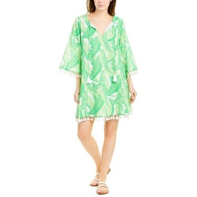 セイルトゥーサブル ワンピース トップス レディース Sail to Sable Tunic Dress palm print