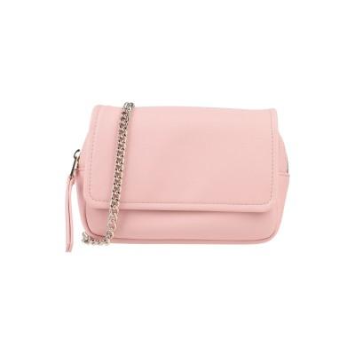 MAX & CO. メッセンジャーバッグ ピンク ポリエステル / ポリウレタン メッセンジャーバッグ