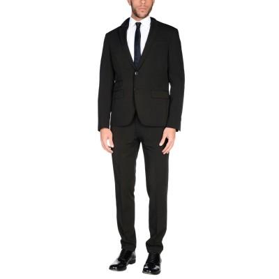 DOMENICO TAGLIENTE スーツ ブラック 50 ポリエステル 94% / ポリウレタン 6% スーツ