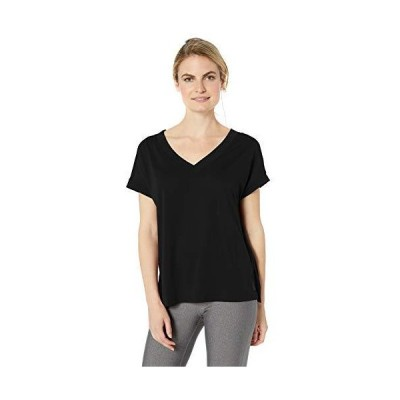Reebok Women's Workout Ready Supremium V-Neck Tee 並行輸入品