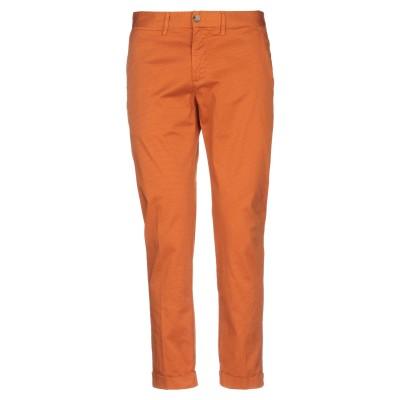 ジェッカーソン JECKERSON パンツ オレンジ 33 コットン 98% / ポリウレタン 2% パンツ