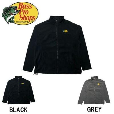 バスプロショップス Bass Pro Shops Logo Fleece Jacket for Men メンズ ロゴ フリース 長袖 ジャケット アウター S・M・L・XL・XXL【正規品】