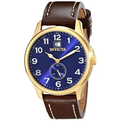 インビクタ Invicta インヴィクタ 男性用 腕時計 メンズ ウォッチ ブルー 15514